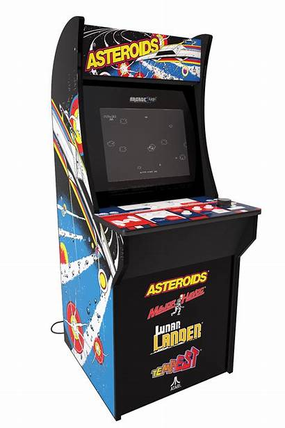 Arcade Machine Walmart Asteroids Arcade1up Inventory 4ft