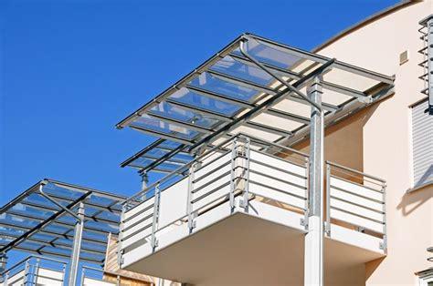 tettoie balconi tettoie per balconi tende da sole tettoia balcone