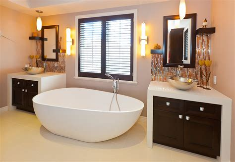 salle de bains contemporaine griffe cuisine
