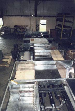 motor home  galvanized steel undercarriage
