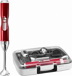 Kitchen Aid Stabmixer : kitchenaid stabmixer artisan 5khb3581eca 180 w otto ~ One.caynefoto.club Haus und Dekorationen