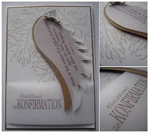 Einladung Selber Machen : konfirmation einladungskarten basteln einladung konfirmation jungen basteln einladungskarten ~ Orissabook.com Haus und Dekorationen