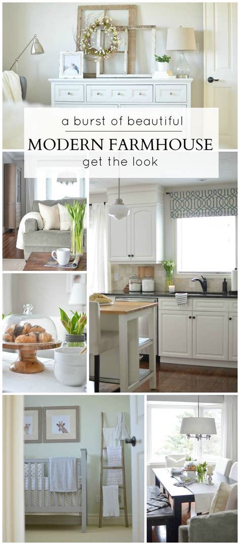 Permalink to Modern Farmhouse Kitchen Curtains