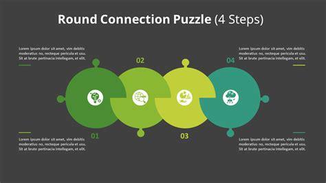 Interconnected Puzzle Process Diagram|Puzzles