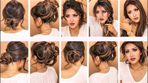 women haircuts      updos everyday