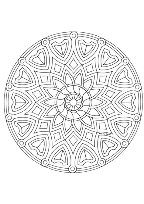 Kleurplaat Mandla by Kleurplaat Mandala Kleurplaten 5077 Kleurplaten