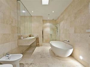 Ivory Travertine Tiles - Sefa Stone