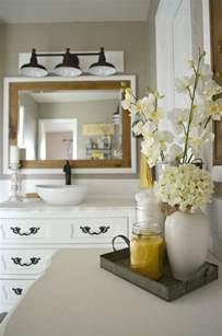 decoration ideas for bathroom 36 best farmhouse bathroom design and decor ideas for 2017