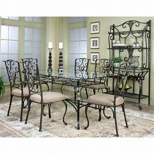 Wescot Rectangular Dining Room Set Inspired Dining Rooms