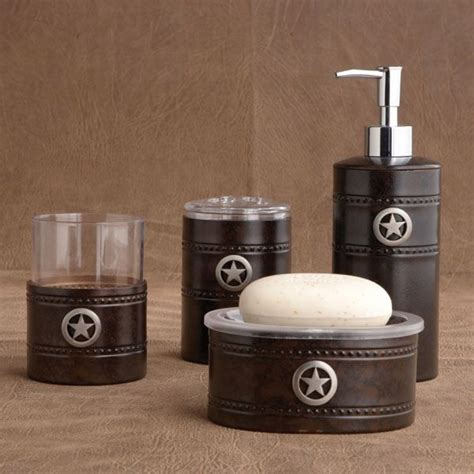 western themed bathroom ideas rustic bath set western bathrooms