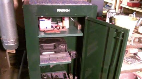 Stack On Security Cabinet 10 Gun by Stack On Gun Cabinet Modification Hd Youtube