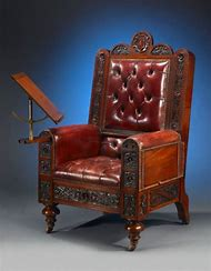 Steampunk Victorian Chair