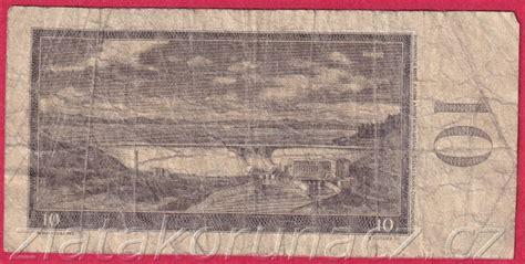 Československo - 10 korún - 1960 S 72 - Numismatika Zlatá ...