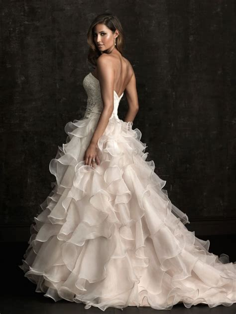15 Wedding Gowns To Fall For From Allure Bridals Onewed