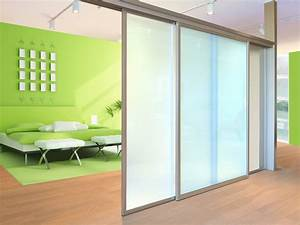 Dividers - Top Hung Room Divider