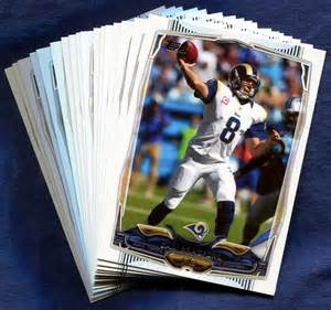 2014 Topps Football Cards NFL