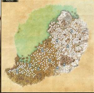 Eso Harvest Map Not Working