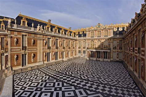 chambre louis xv la cour de marbre