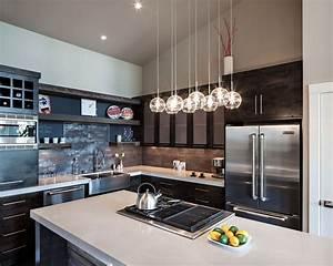 50 unique kitchen pendant lights you can buy right now for Modern pendant lighting for kitchen