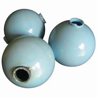 Lightning Glass Rod Balls Milk