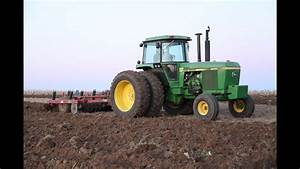 How To Operate A John Deere 4640