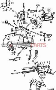11900429 saab nut genuine saab parts from esaabpartscom With saab kes diagram