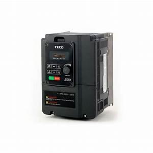 20hp 230v Teco E510 Vfd Inverter Ac Drive E510220h3n4u