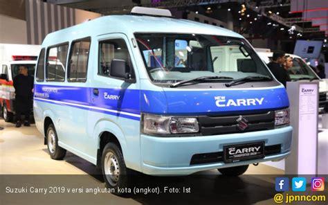 Modifikasi Suzuki Carry 2019 by Ragam Modifikasi Suzuki Carry 2019 Sesuai Bisnis Berikut