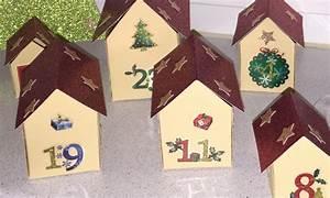 Haus Basteln Pappe Vorlage : kreativer adventskalenderdorf aus tonpapier selber basteln ~ Eleganceandgraceweddings.com Haus und Dekorationen