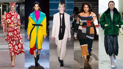 7 Top Trends From The New York Fall 2019 Runways  Fashionista