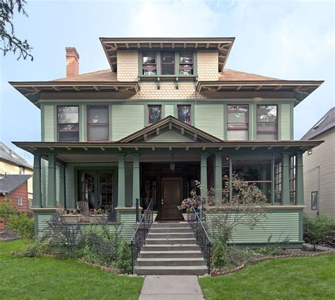 1890 house styles photo gallery the american foursquare house 1890 1930 s can be found