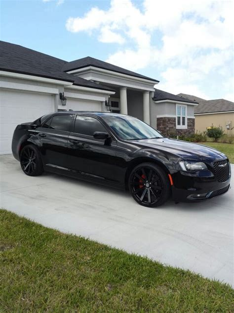 Chrysler Victorville by Victorville Motors This All Black Chrysler Is Beautiful