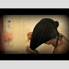 Co Washing Tight Curly Natural Hair Youtube