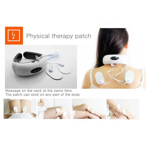 Neck Electric Pulse Massager Universal HX-5880 – Gadget mou