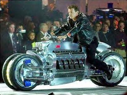 Dodge's Tomahawk Motorcycle