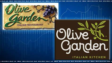 olive garden closing time olive garden s new logo leaves investors with a bad taste