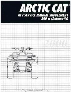 Arctic Cat Repair Diagrams : 2000 arctic cat 500 automatic service manual supplement ~ A.2002-acura-tl-radio.info Haus und Dekorationen