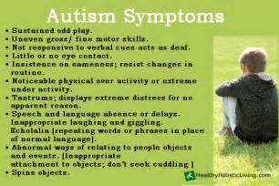 Autism Children Symptoms