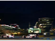 GALLERY Night time at Le Mans 24 Hours Speedcafe