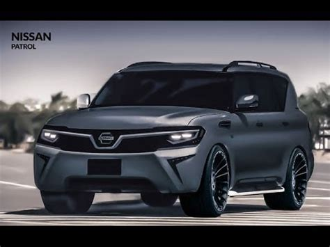 nissan patrol    youtube