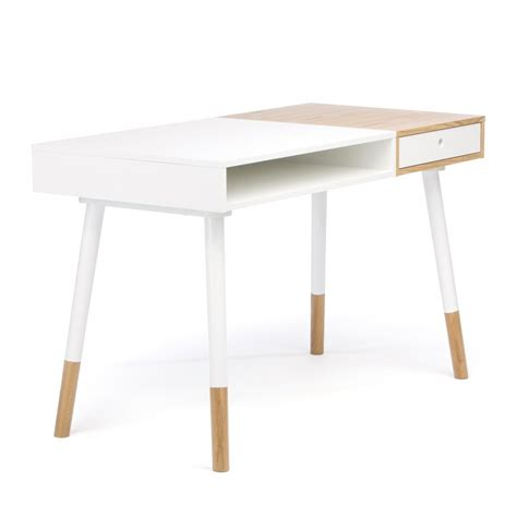 table bureau design bureau design blanc sonnenblick par drawer fr