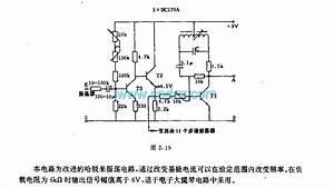 The Lc Oscillator Circuit For Electronic Cello - Oscillator Circuit