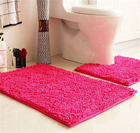 pink bathroom rugs pink bath rug roselawnlutheran