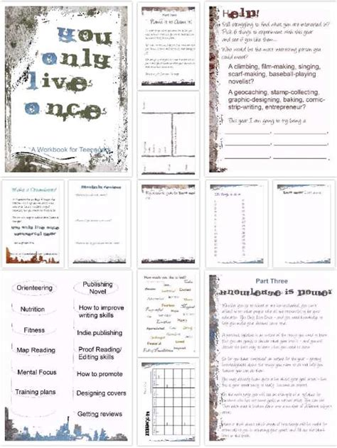 homeschool teenager workbook  planner