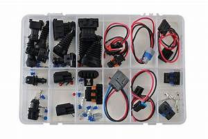 Connect Consumables 37340 Assorted Connector  U0026 Harness