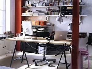Mobilier De Bureau Ikea : bien choisir son mobilier de bureau ~ Dode.kayakingforconservation.com Idées de Décoration
