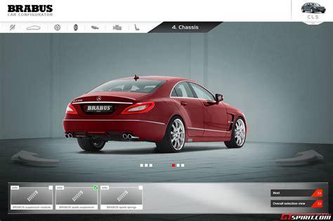 Brabus Opens Online Car Configurator