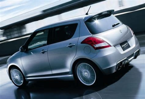 suzuki  swift sport review carsguide
