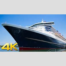 Queen Mary 2 In Brooklyn, New York Youtube