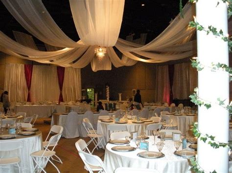 draping walls wedding reception 130 best images about wedding reception halls decor on